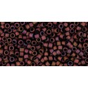 TT-01-703 Matte-Color Mauve Mocha TOHO Treasures Seed Beads