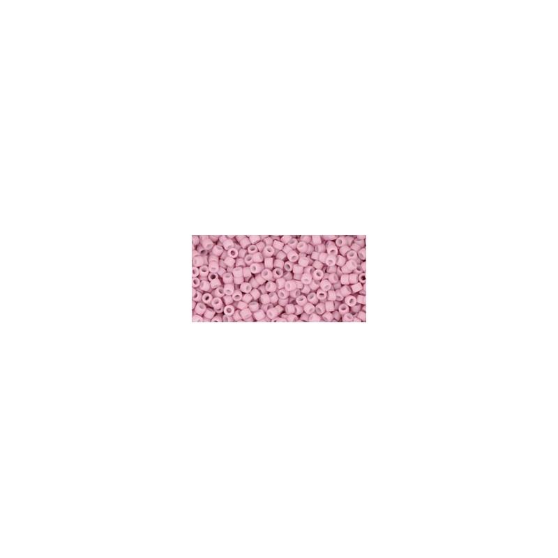 TT-01-765 Opaque-Pastel-Frosted Plumeria TOHO Treasures Seemnehelmed