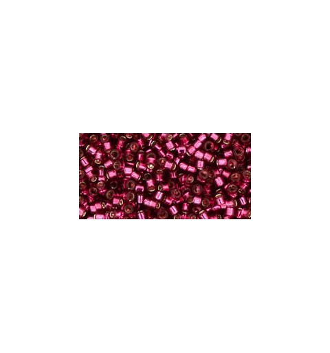 TT-01-2218 Silver-Lined Mauve TOHO Treasures Seed Beads