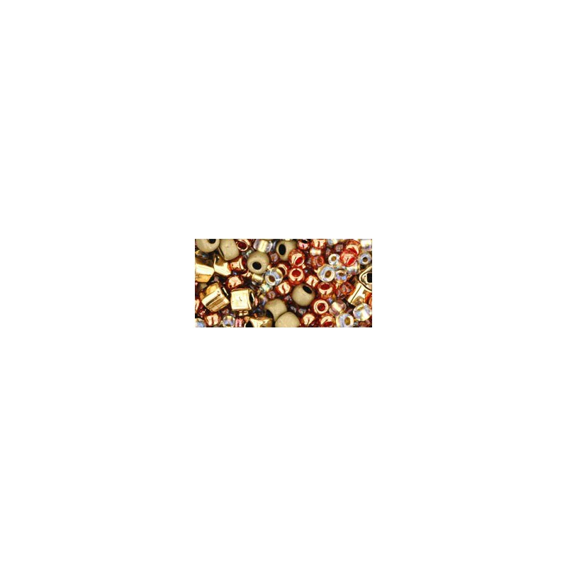 TX-01-3205 Ocha Bronze Mix TOHO Seed Beads