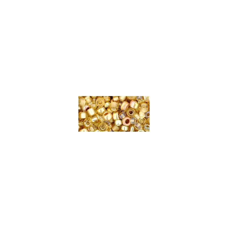 TX-01-3206 Kintaro Gold Miks TOHO Seemnehelmed