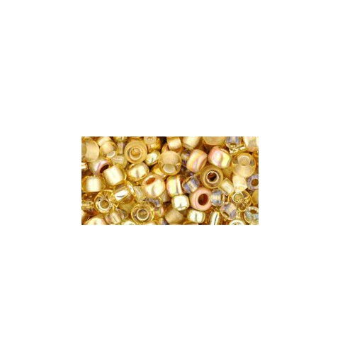 TX-01-3206 Kintaro Gold Mix TOHO Seed Beads