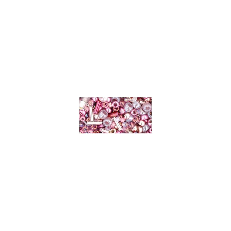 TX-01-3215 Hime Pink Mix TOHO Seed Beads