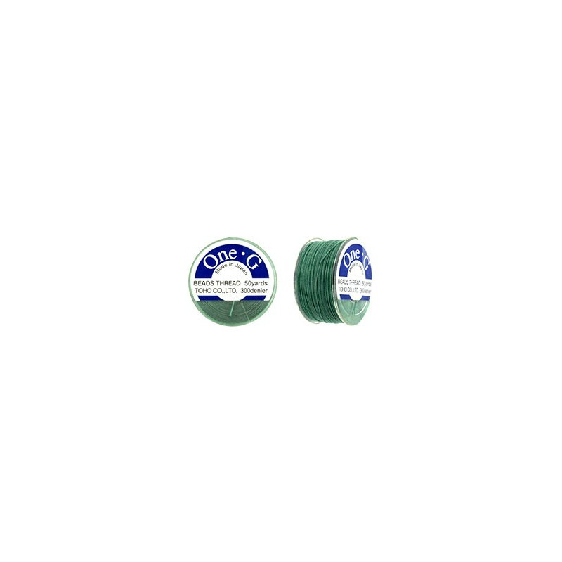 Mint Roheline TOHO One-G Niit Tikkimiseks 330dTex 46m (50yd) pikk