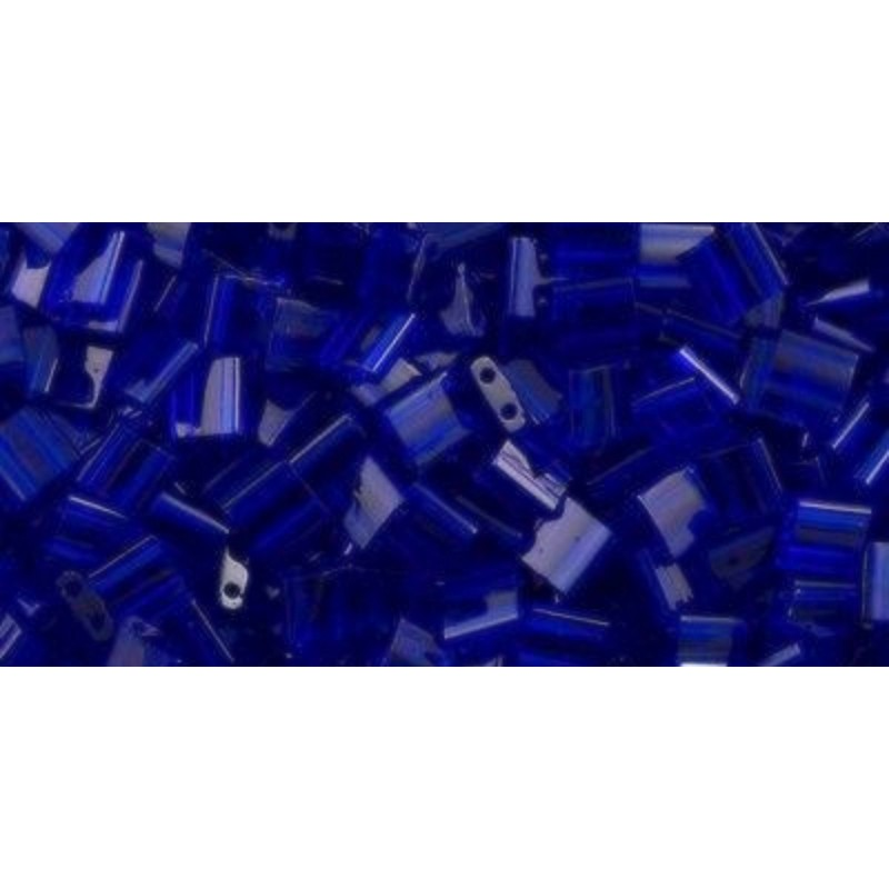 TL-151 Transparent Cobalt Miyuki Tila SEED BEADS