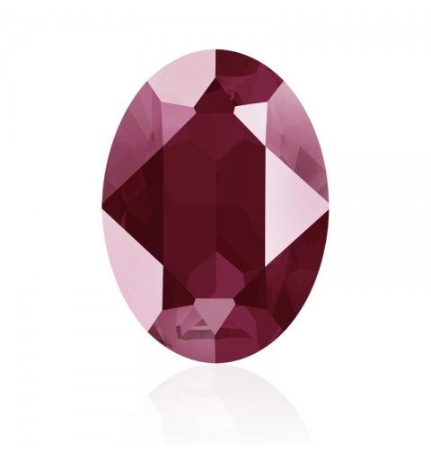 14x10mm Crystal Dark Red (001 L108S) Oval Ehete Kristall 4120 Swarovski Elements