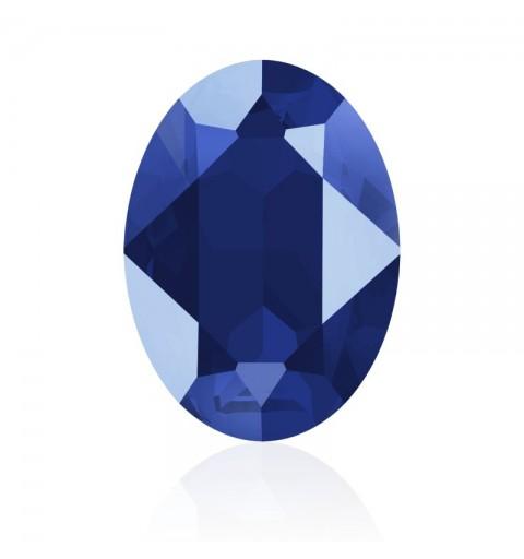 14x10mm Crystal Royal Blue (001 L110S) Овальный Кристалл для украшений 4120 Swarovski Elements