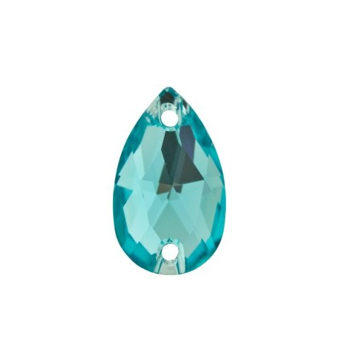 18x10.5MM LIGHT TURQUOISE F (263) 3230 Drop SWAROVSKI ELEMENTS