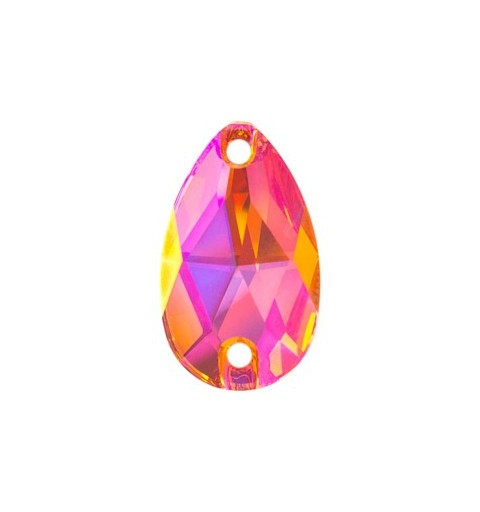 18x10,5MM CRYSTAL ASTRAL PINK F (001 API) 3230 Drop SWAROVSKI ELEMENTS