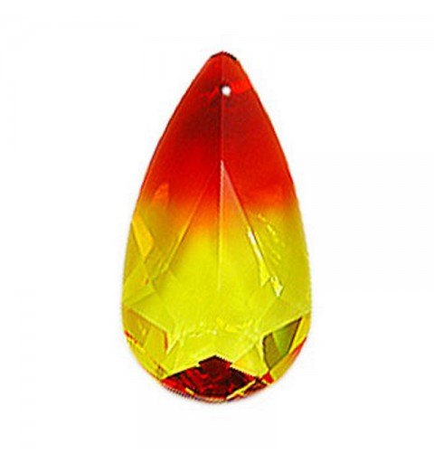 24x12MM Fireopal (237) Ripatsid 6100 SWAROVSKI ELEMENTS