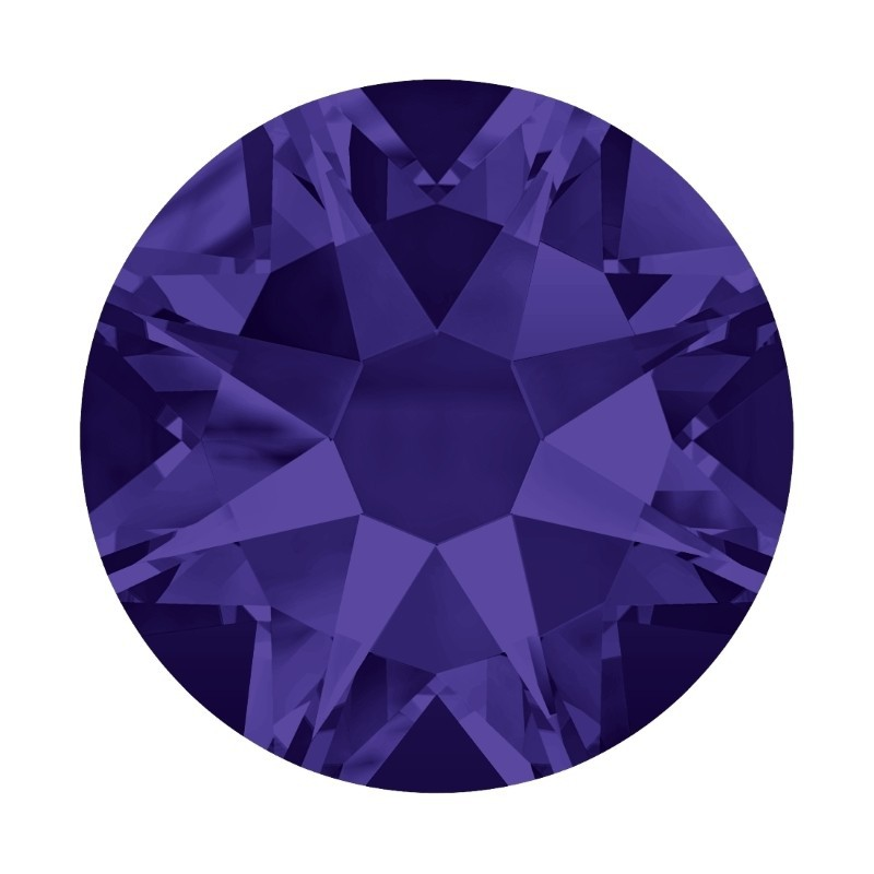 2058 SS5 Purple Velvet F (277) SWAROVSKI ELEMENTS