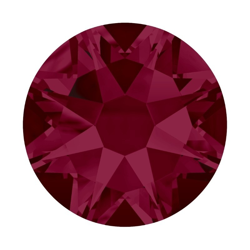 2058 SS5 Ruby F (501) SWAROVSKI ELEMENTS