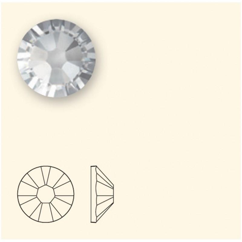 2058 SS5 Sapphire AB F (206 AB) SWAROVSKI ELEMENTS