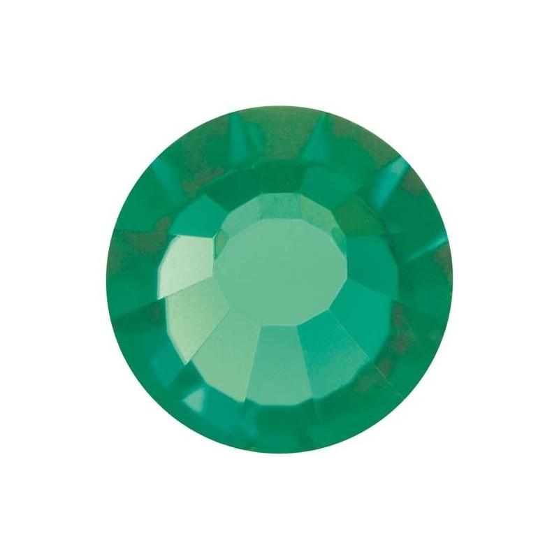 SS20 Crystal Vitrail Green S (00030 VG) VIVA12 PRECIOSA