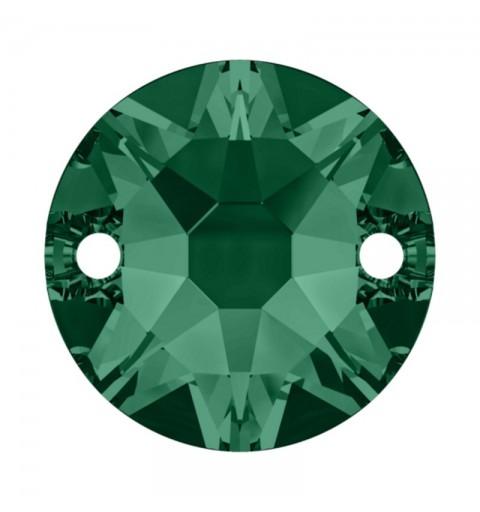 10MM Emerald F (205) 3288 XIRIUS SWAROVSKI ELEMENTS