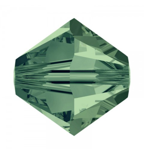 3MM Erinite (360) 5328 XILION Bi-Cone Beads SWAROVSKI ELEMENTS