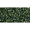 TT-01-940 Transparent Olivine TOHO Treasures Seed Beads