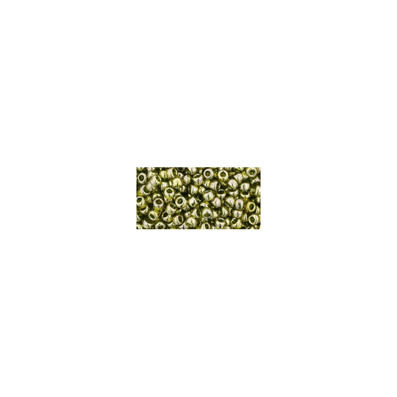 TR-08-457 Gold-Lustered Green Tea TOHO SEEMNEHELMEID