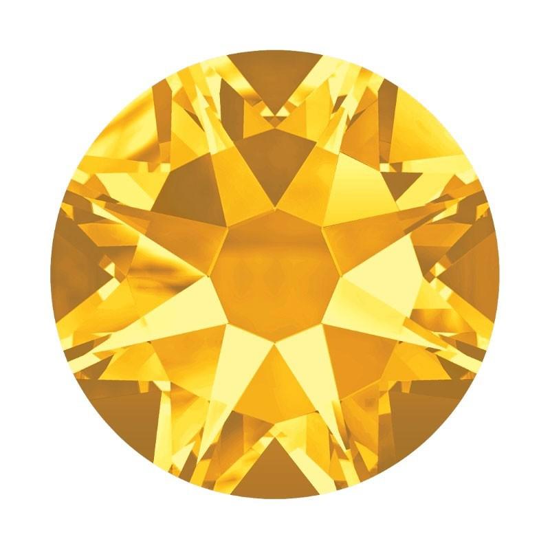 2088 SS20 Sunflower F (292) XIRIUS Rose SWAROVSKI ELEMENTS