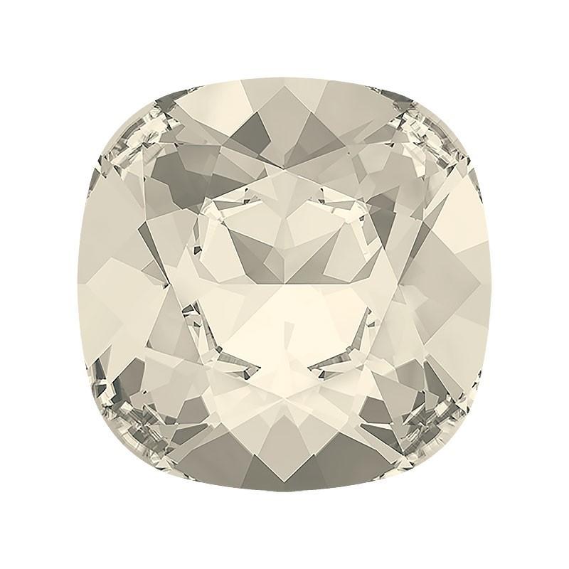 12mm 4470 Crystal Moonlight F (001 MOL) Cushion Square Fancy Stone Swarovski Elements