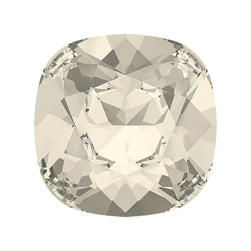 12mm 4470 Crystal Moonlight F (001 MOL) Cushion Square Fancy Stone Swarovski Elements