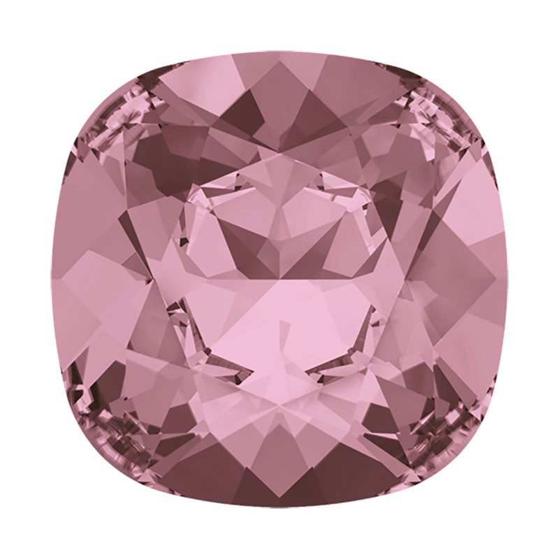 12mm 4470 Crystal Antique Pink F (001 ANTP) Padjakujuline Ruudune Ehte Kristall Swarovski Elements