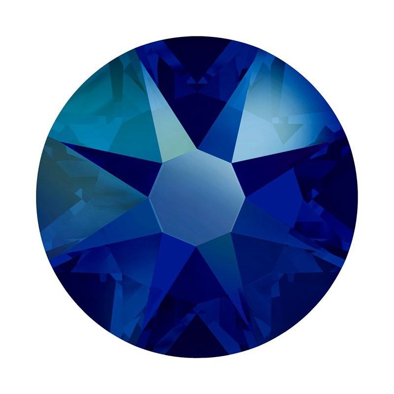 2088 SS20 Cobalt Shimmer F (369 SHIM) XIRIUS Rose SWAROVSKI ELEMENTS