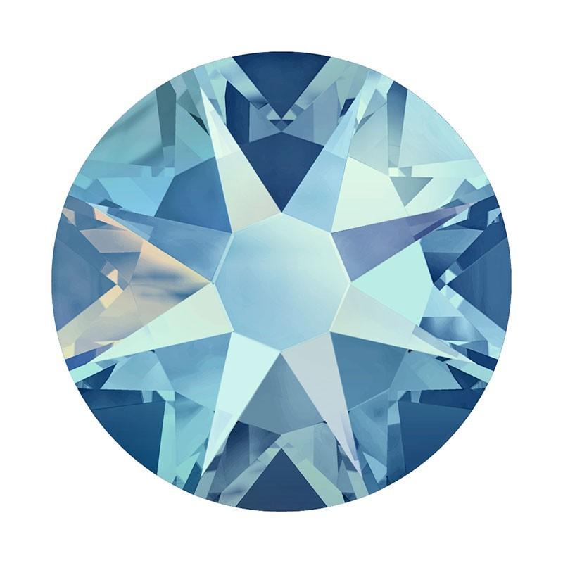 2088 SS20 Light Sapphire Shimmer F (211 SHIM) XIRIUS Rose SWAROVSKI ELEMENTS
