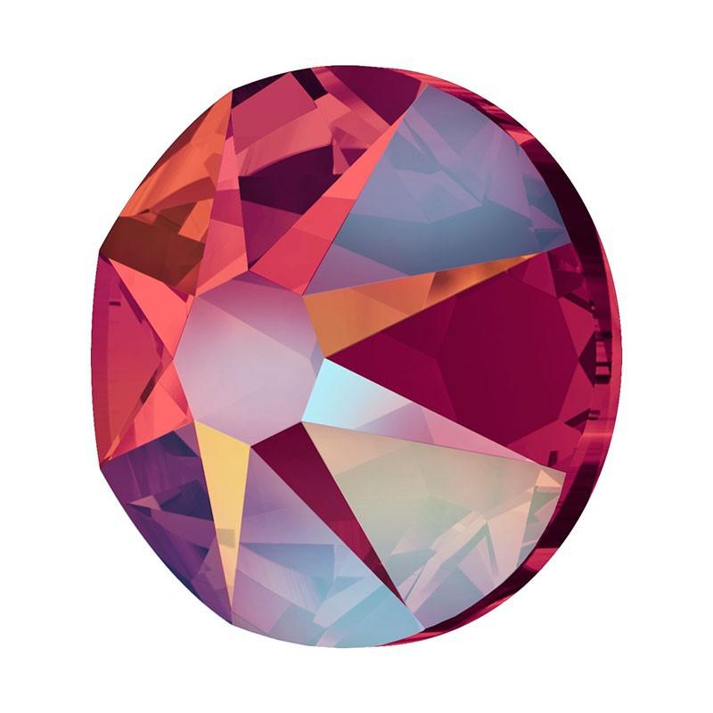 2088 SS20 Light Siam Shimmer F (227 SHIM) XIRIUS Rose SWAROVSKI ELEMENTS