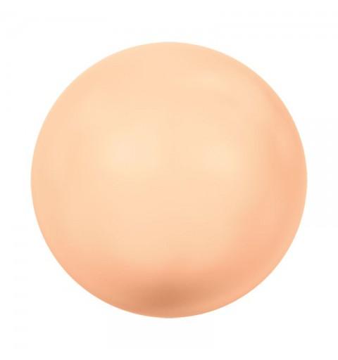 3MM Peach Kristall Ümmargune Pärl (001 300) 5810 SWAROVSKI ELEMENTS