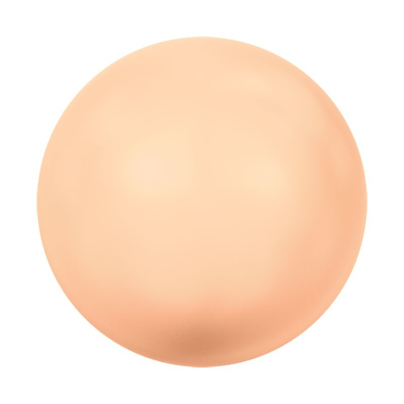 10MM Crystal Peach Pearl (001 300) 5810 SWAROVSKI ELEMENTS
