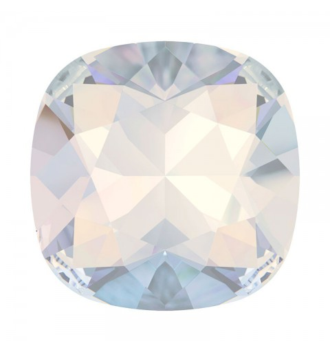 12mm 4470 White Opal F (234) Cushion Square Fancy Stone Swarovski Elements