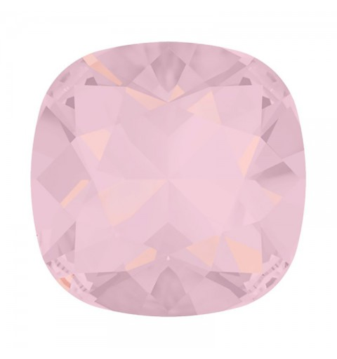 12mm 4470 Rose Water Opal F (395) Cushion Square Fancy Stone Swarovski Elements