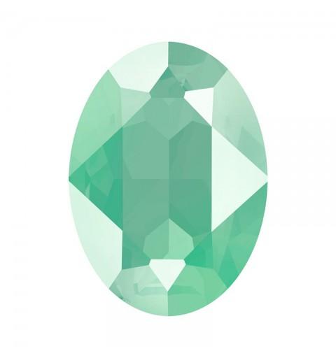14x10mm Crystal Mint Green (001 L115S) Oval Ehete Kristall 4120 Swarovski Elements