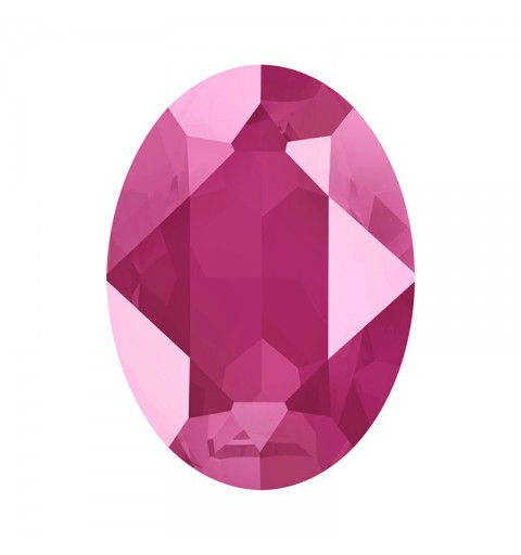 14x10mm Crystal Peony Pink (001 L113S) Oval Ehete Kristall 4120 Swarovski Elements