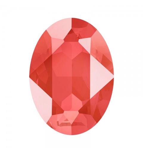 18x13mm Crystal Light Coral (001 L116S) Oval Ehete Kristall 4120 Swarovski Elements