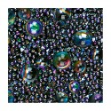 72x28MM Crystal Paradise Shine (001 PARSH) 012 Black 89803 CRYSTAL GALUCHAT SWAROVSKI