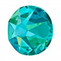 2088 SS16 Blue Zircon Shimmer F (229 SHIM) XIRIUS Rose SWAROVSKI ELEMENTS