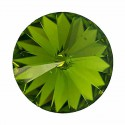 14MM Olivine F (228) 1122 Rivoli Chaton SWAROVSKI ELEMENTS