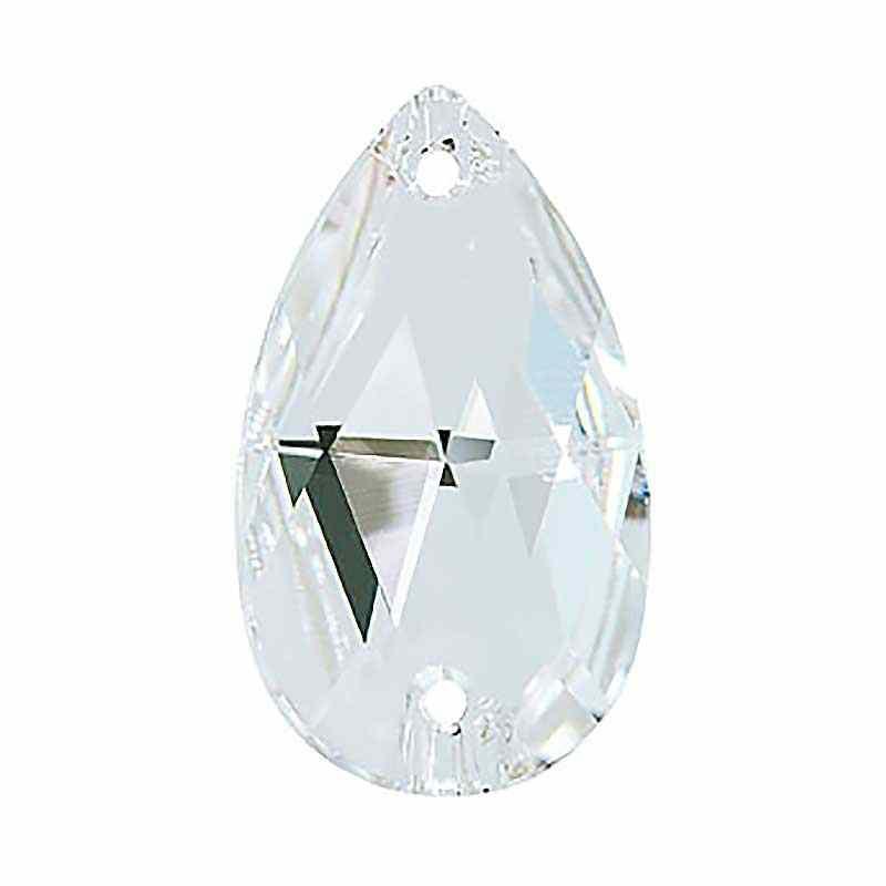 12X7MM Crystal F (001) 3230 Капля SWAROVSKI
