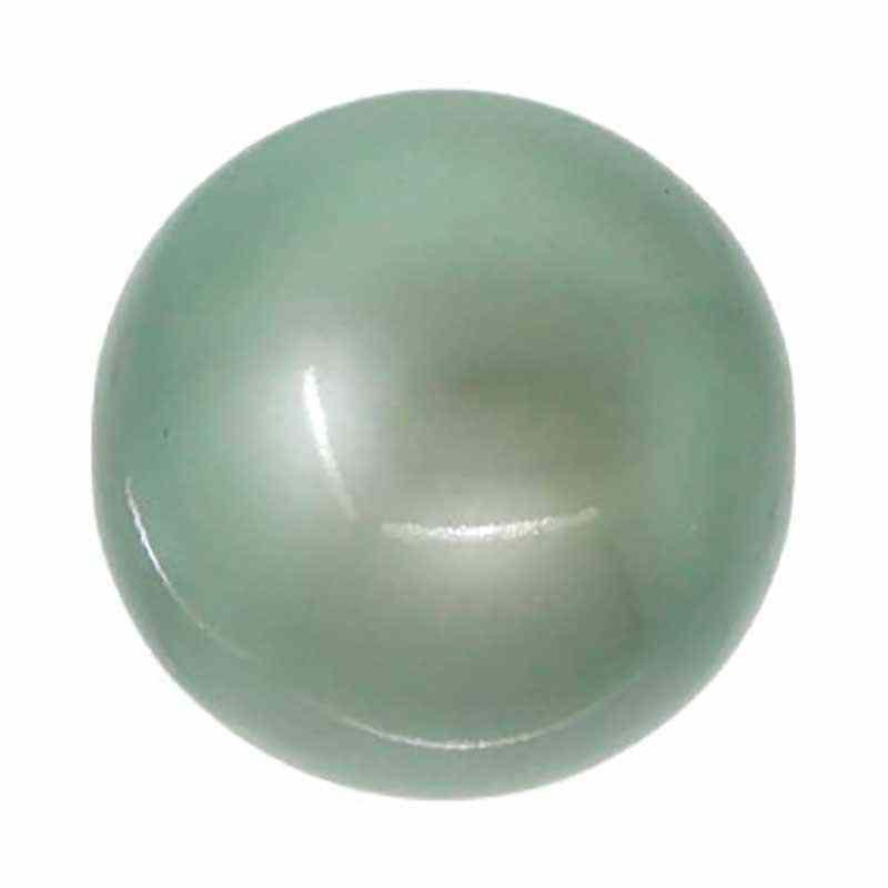 10MM Crystal Powder Green Pearl (001 393) 5810 SWAROVSKI