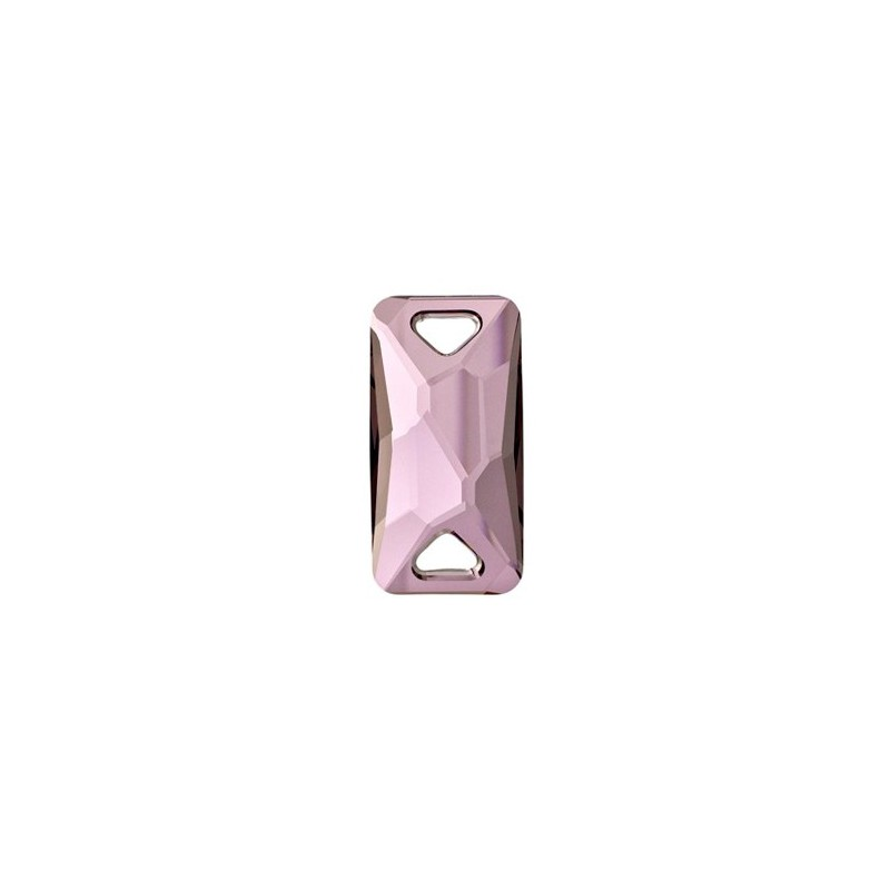 18x9MM Crystal Antique Pink (001 ANTP) 3251 Space Cut SWAROVSKI ELEMENTS