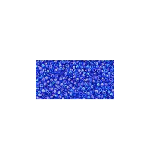 TR-15-178 Transparent-Rainbow Sapphire TOHO Seemnehelmed