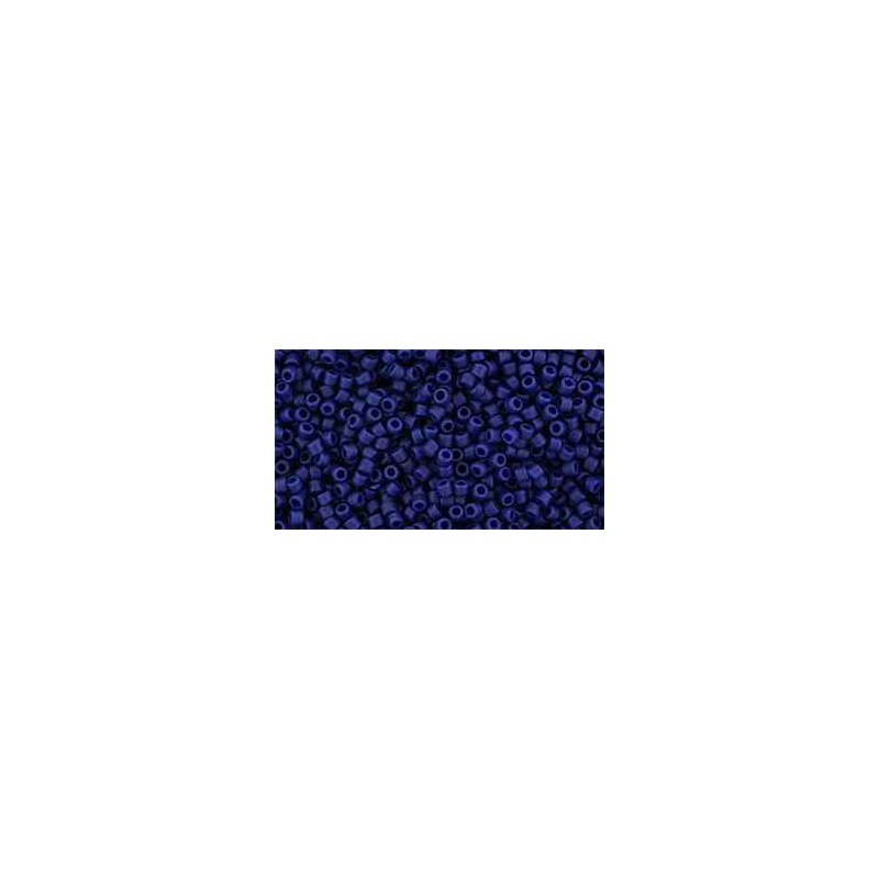 TR-15-2607F Semi Glazed - Navy Blue TOHO Seed Beads