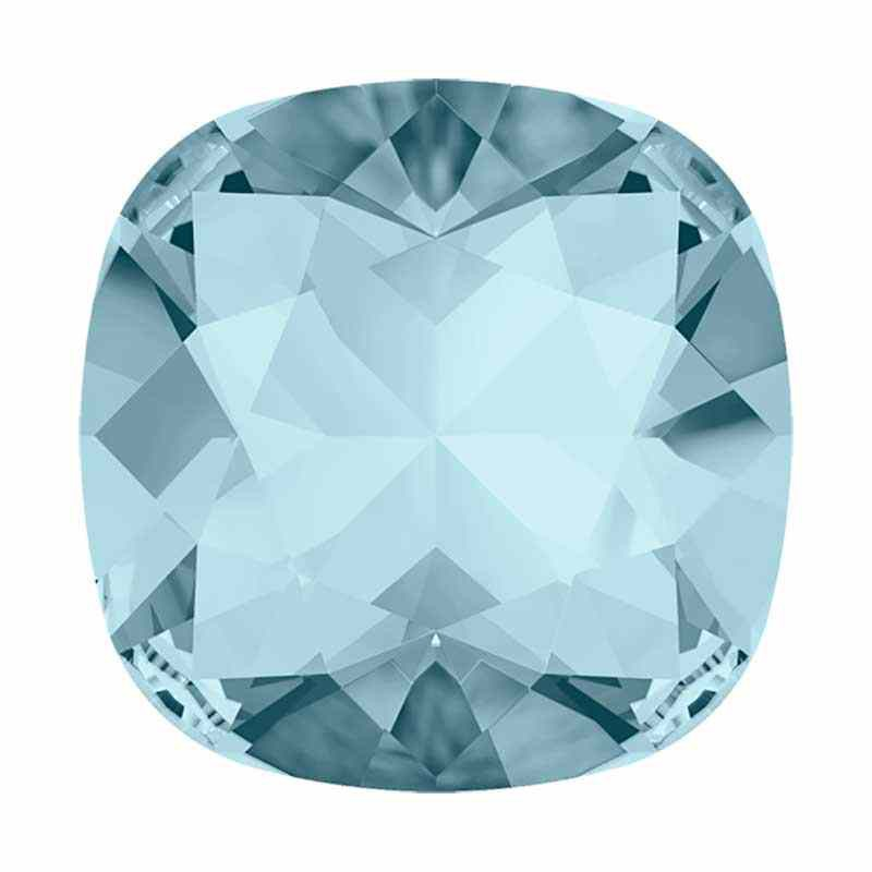 10mm 4470 Light Azore F (361) Cushion Square Fancy Stone Swarovski