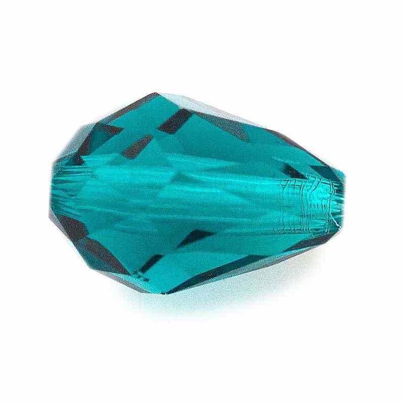 9x6MM Emerald (205) 5500 Pisar helmed SWAROVSKI