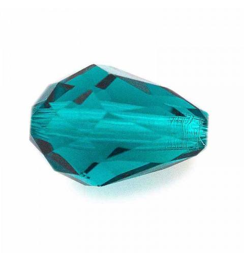 9x6MM Emerald (205) 5500 Teardrop Bead SWAROVSKI