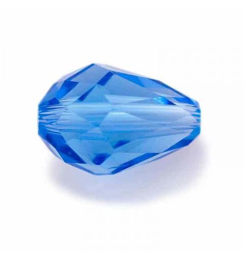 9x6MM Sapphire (206) 5500 Teardrop Bead SWAROVSKI
