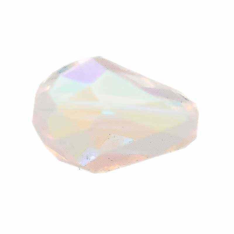 9x6MM White Opal AB (234 AB) 5500 Teardrop Bead SWAROVSKI