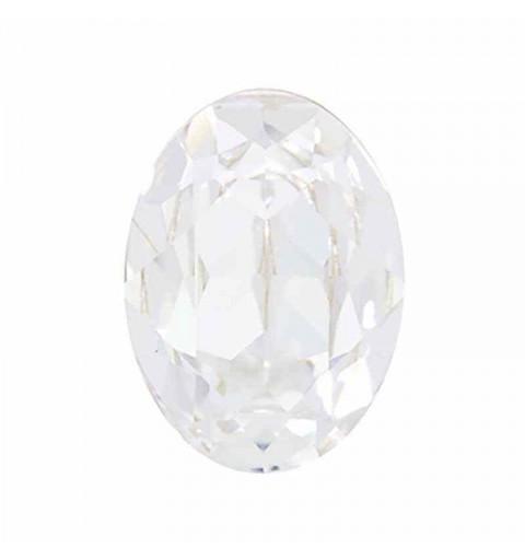 18x13mm Crystal F (001) Oval Ehete Kristall 4120 Swarovski